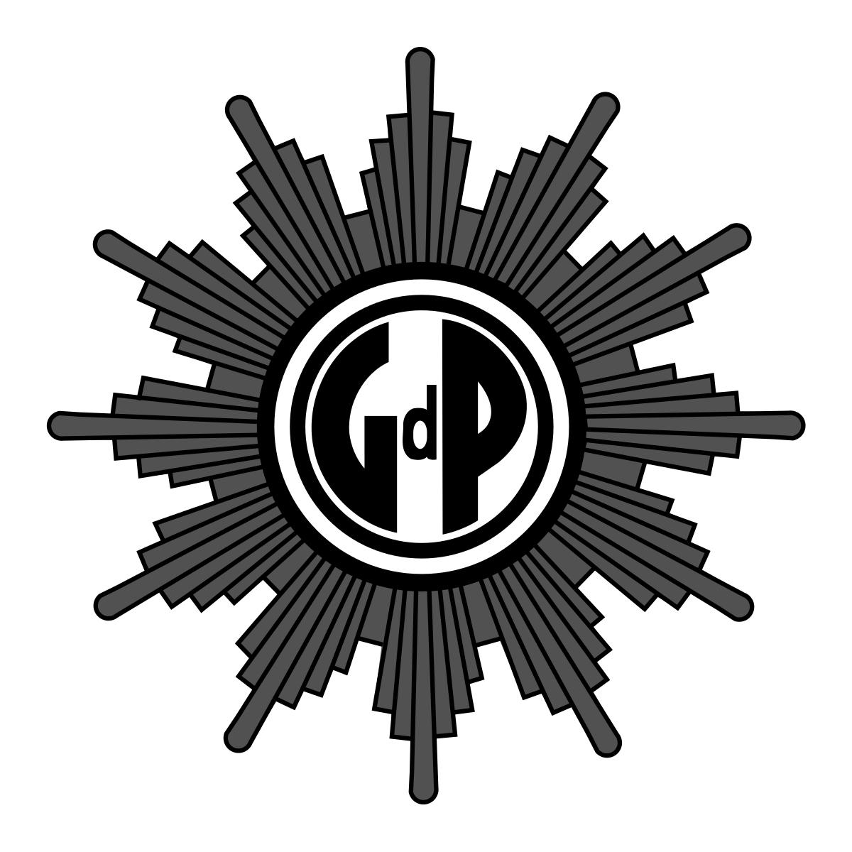 Gewerkschaft-polizei-Logo